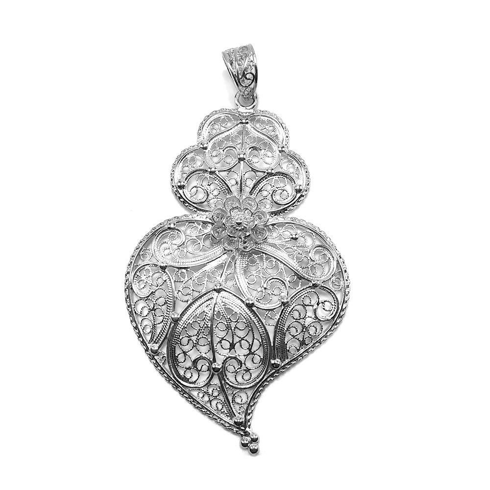 Thumbnail: Coração de Viana 8 cm