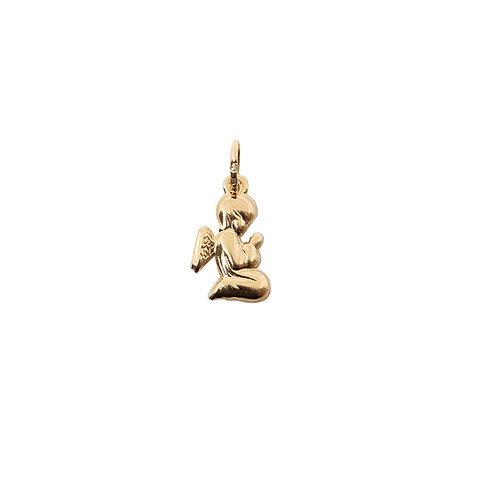 Medalha ANJINHO 1.5 cm  Ouro 19K