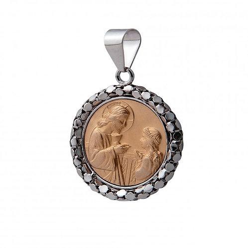 Medalha COMUNHÃO Menina