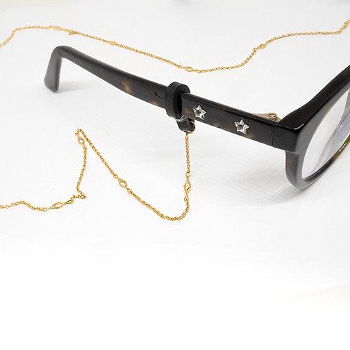 Fio para Óculos FIONA em Prata