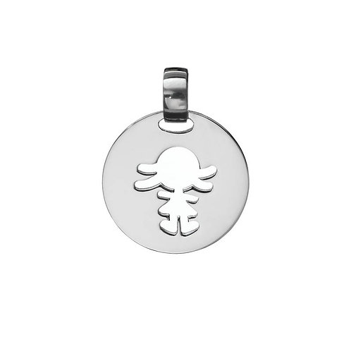 Medalha MENINO/A My Passion