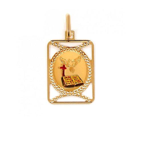 Medalha CRISMA Ouro 19K