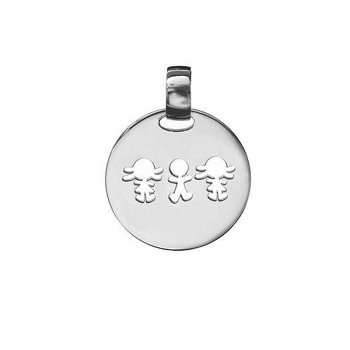 Medalha My Passion '3 MENINO/As'