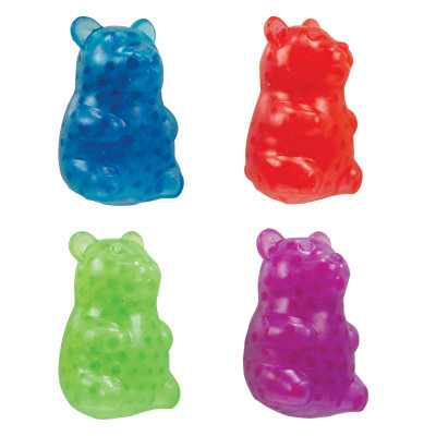 Gummy Bear Boba Ball Toy