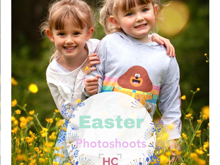 Easter Photoshoots
