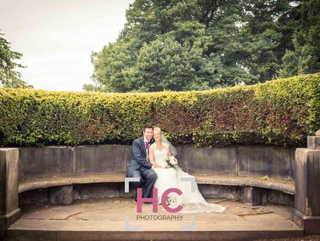 Rebecca & Andrew Wedding Day