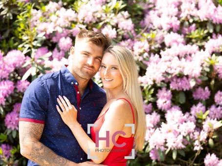 Jon & Annabelle's Engagement Photoshoot