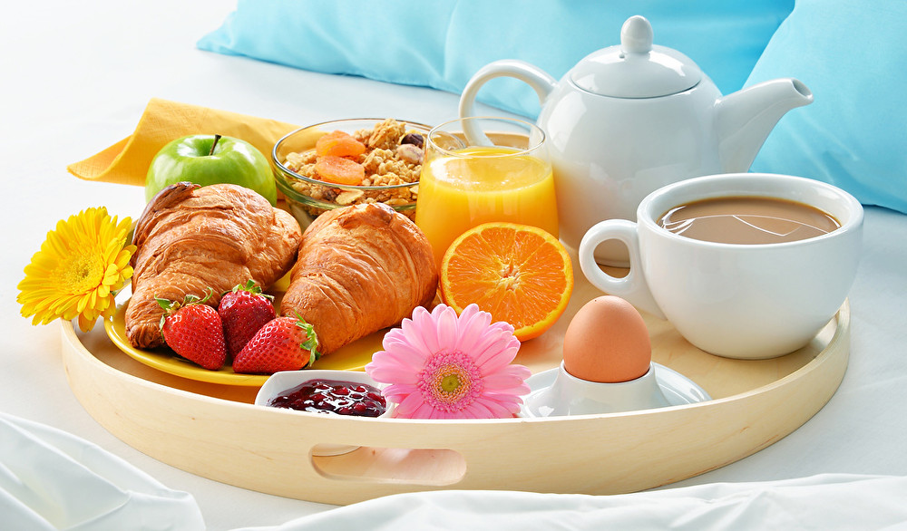 «Завтрак съешь сам»!