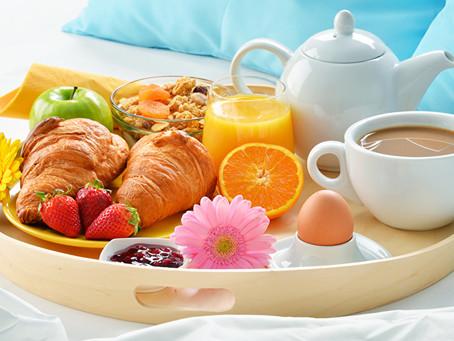 Начните утро с правильного завтрака!