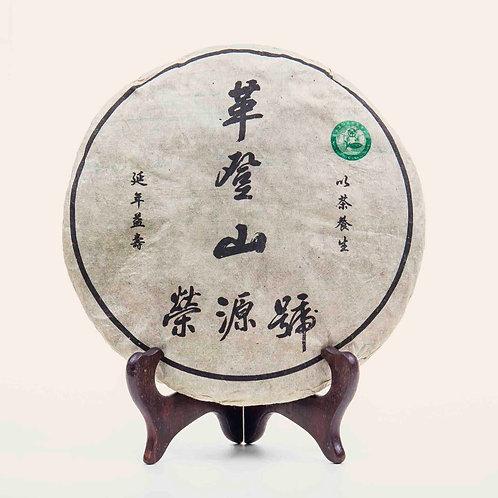 榮源號革登山普洱生茶