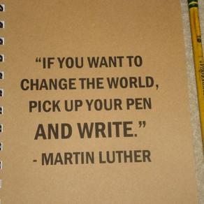 Writing about Change