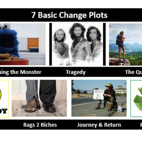 7 basic change story plots