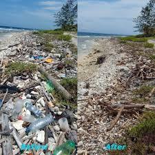10 ways Change is like picking litter