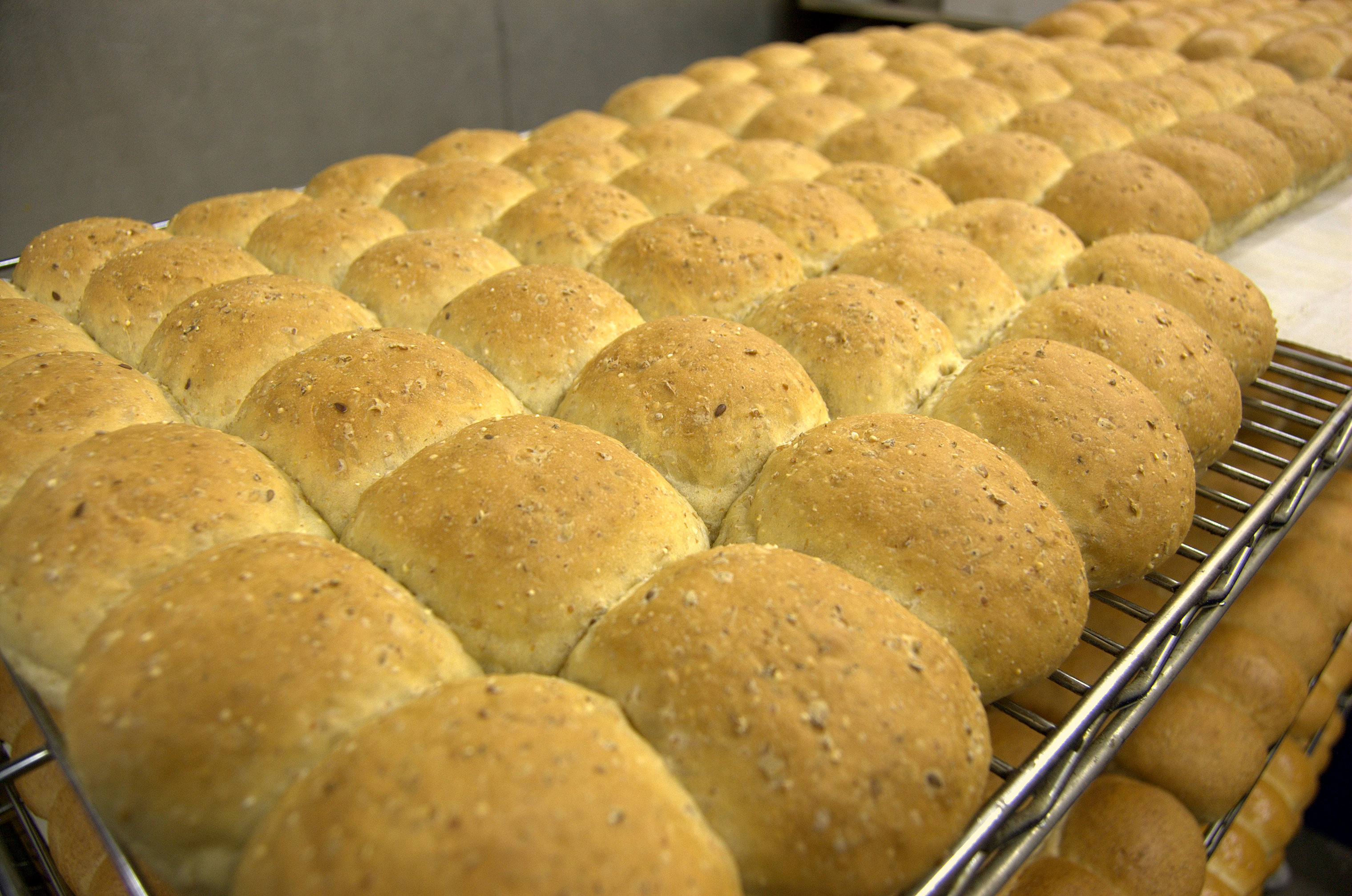 Multi-grain Pan Rolls
