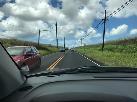 Hawaii Inertial Profiling
