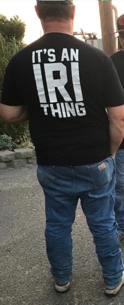 IRI shirt