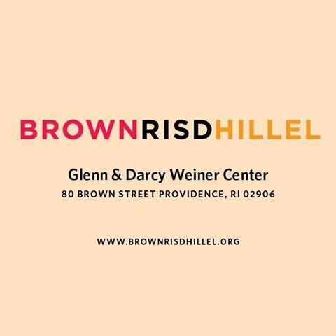 Brown/RISD Hillel