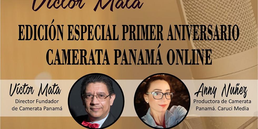 Camerata Panamá Live