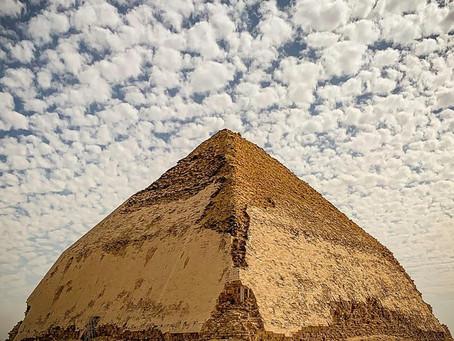 The Bent Pyramid of Dahshur