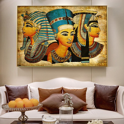 Ancient Egypt Wall Poster for Living Room