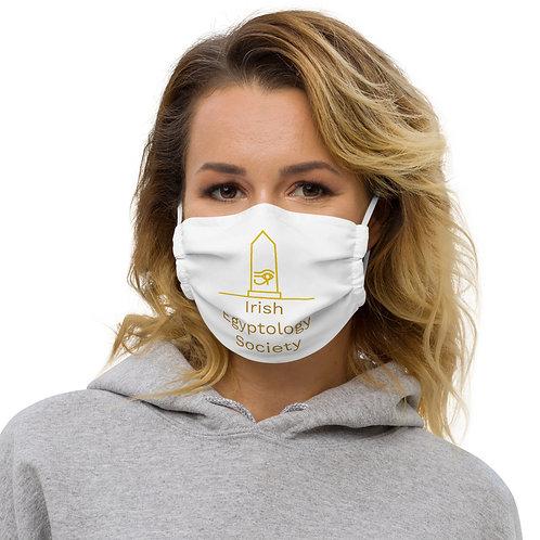 Irish Egyptology Society - Premium face mask