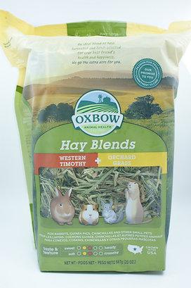 Oxbow 混合牧草 Western Timothy & Orchard Grass