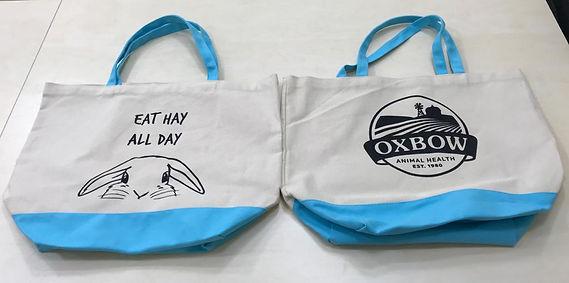Oxbow 兔兔環保袋