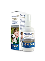 MicrocynAH Wound and Skin Care Liquid Sp