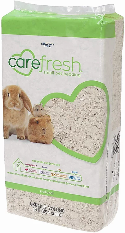 carefresh Natural Small Pet Bedding(白色)