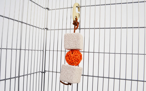 日本SANKO帶掛木鉤磨牙串