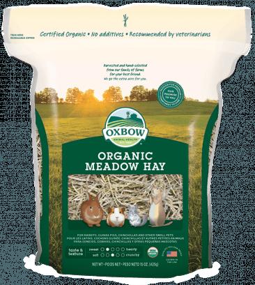 Oxbow 有機牧草Organic Meadow Hay