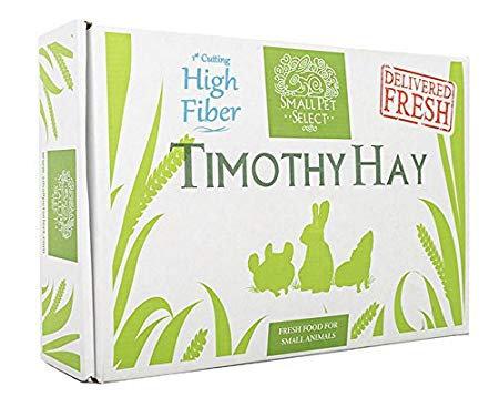 (預訂)Small Pet Select (1st cutting) Super Fiber Timothy Hay