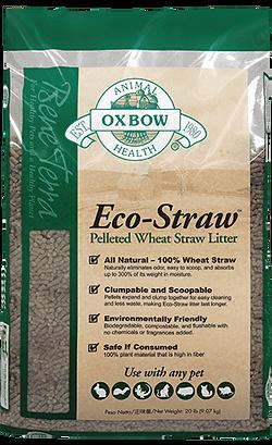 Oxbow 強力吸水麥草粒