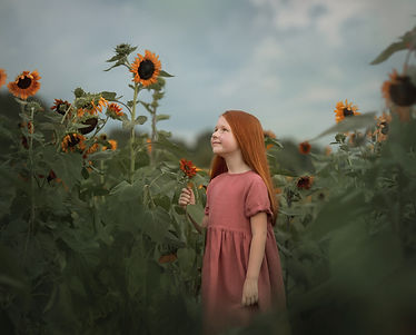 Nicole Kost- Fine Art Child and Nature P