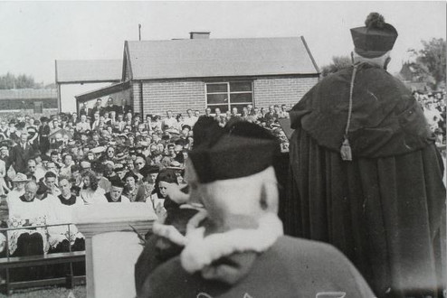 Opening Ceremony - 17th August 1947