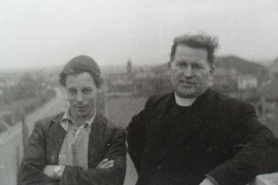Fr F.Carter and Builder