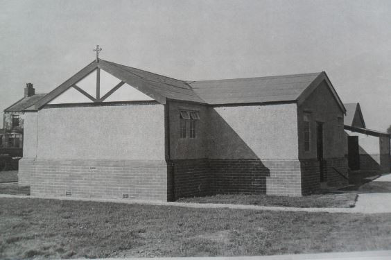 The First Church - 1947