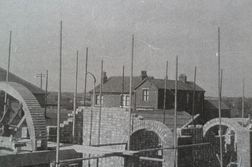 Building the Nave