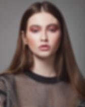 maquillaje de color rosa