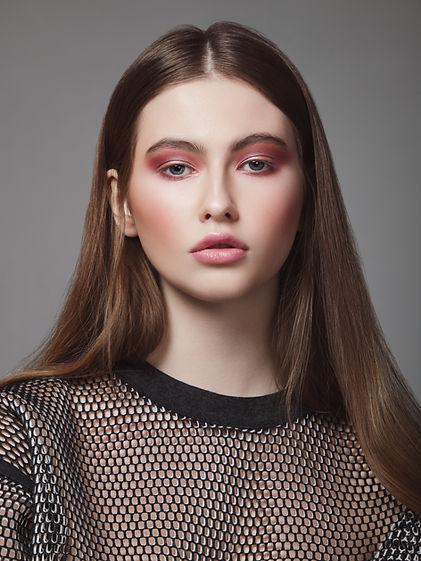Maquillage rose