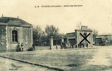Ancienne Ecole des garcons Eysines.png