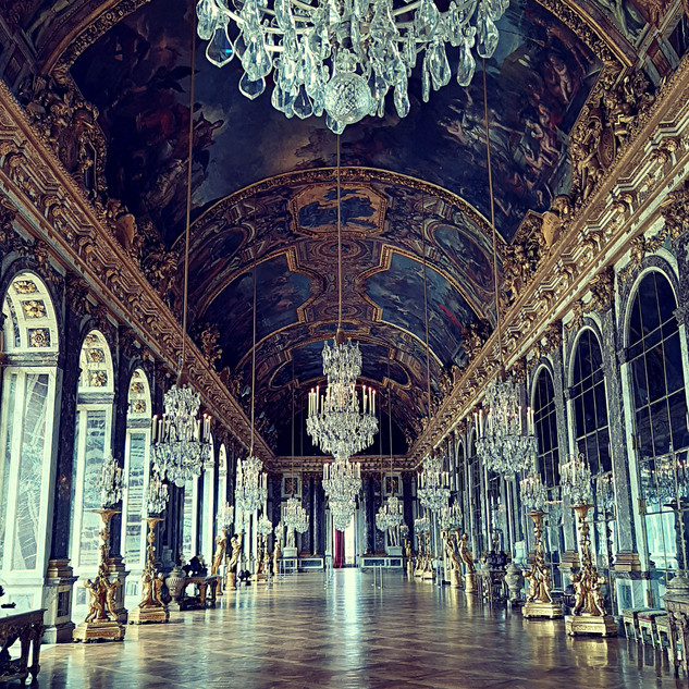 Galerie des Glaces, Château de Versailles
