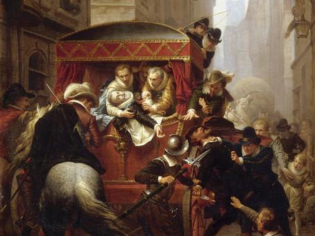 HENRI IV ASSASSINÉ LE 14 MAI 1610