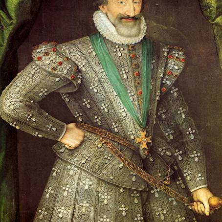 HENRI IV ROI BATISSEUR