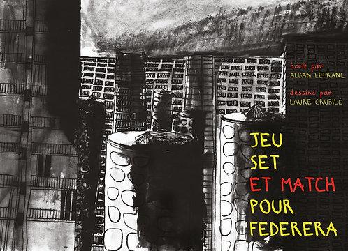 Jeu set et match pour Federera