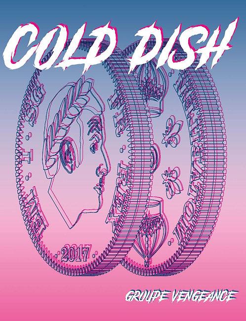 Catalogue Cold Dish
