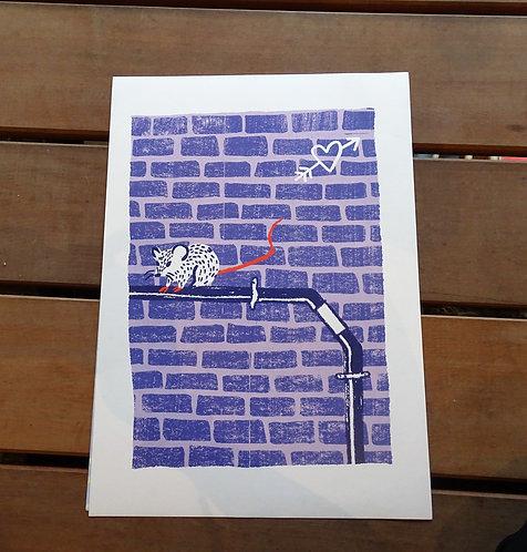 Affiche Célia Gaultier
