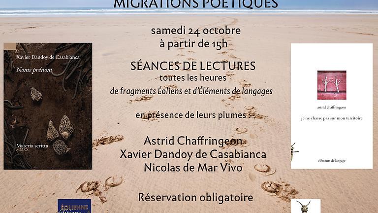 Migration poétique