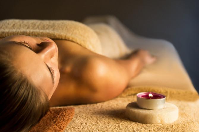 Vivi l'emozione di un massaggio