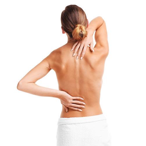 massaggio psicosomatico per decontratturare la schiena Centro Estetico Body Center Emotions di Dueville ( Vicenza )